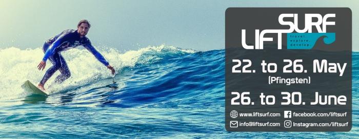 Liftsurf surfcamp portugal viana do castelo surf surfen wellenreiten