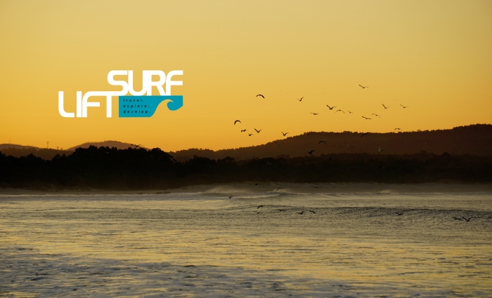 surf liftsurf surf trip portugal viana surf camp promotion angebot wellen reiten bird wellen onda wave